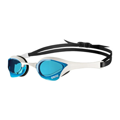 ARENA - COBRA ULTRA - Swimming Goggles - blue/white/black