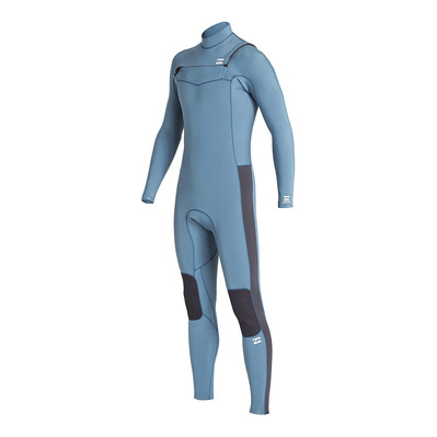 BILLABONG - FURNACE REVOLUTION CZ - Traje 4/3mm hombre cascade blue
