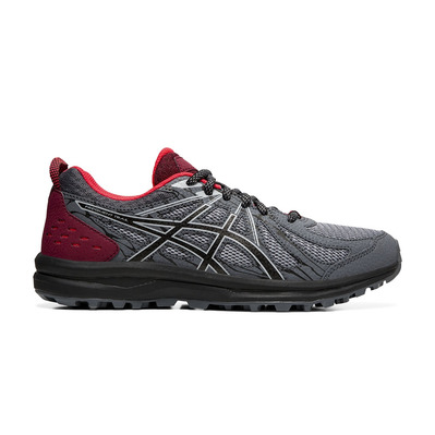 ASICS - FREQUENT TRAIL - Chaussures trail Femme piedmont grey/black