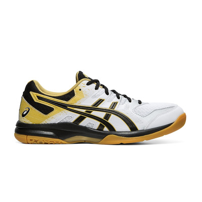 ASICS - GEL-ROCKET 9 WHITE/BLACK Homme