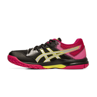 ASICS - GEL-ROCKET 9 - Chaussures volley Femme black/silver