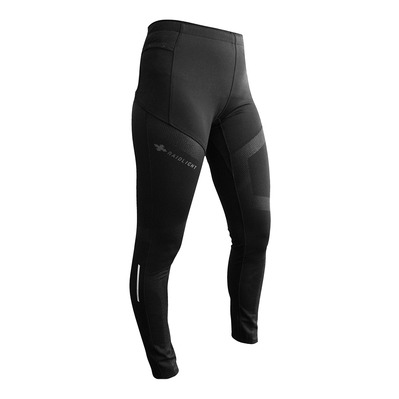 RAIDLIGHT - WINTERTRAIL - Collant Femme black