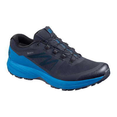 SALOMON - XA ELEVATE 2 GTX - Trail Shoes - Men's - india ink/india ink/indigo bunting