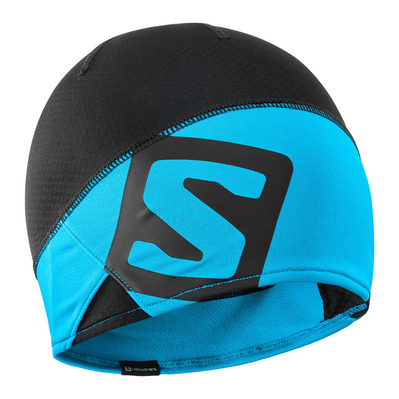 SALOMON - RS PRO - Bonnet black/transcend/black