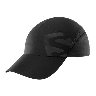 SALOMON - XA - Casquette black/shiny bla