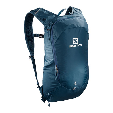 SALOMON - TRAILBLAZER 10L - Backpack - poseidon/ebony