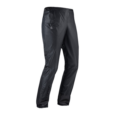 SALOMON - LIGHTNING RACE WP - Pants - Women's - black