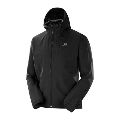 SALOMON - BONATTI PRO WP - Jacket - Men's - black