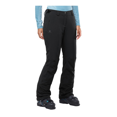 SALOMON - ICEMANIA - Pantaloni da sci Donna black