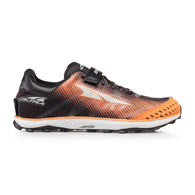 ALTRA - KING MT 2 - Chaussures trail Homme black/orange