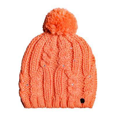 ROXY - SHOOTING STAR - Bonnet Femme living coral