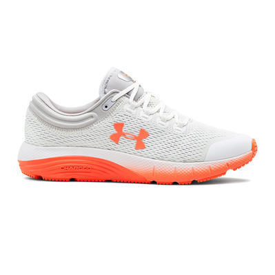 UNDER ARMOUR - CHARGED BANDIT 5 - Scarpe da running Donna white