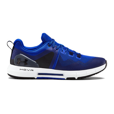UNDER ARMOUR - HOVR RISE - Chaussures training Homme royal