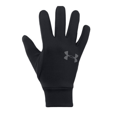 UNDER ARMOUR - ARMOUR LINER 2.0 - Guantes hombre black
