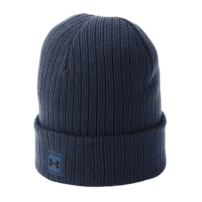 UNDER ARMOUR - Men's Truckstop Beanie 2.0-NVY Homme Academy1318517-408