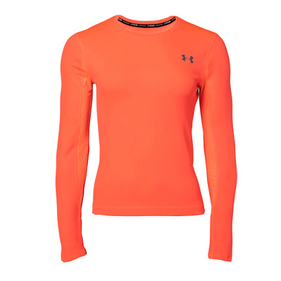 UNDER ARMOUR - QUALIFIER COLDGEAR - Camiseta mujer beta red