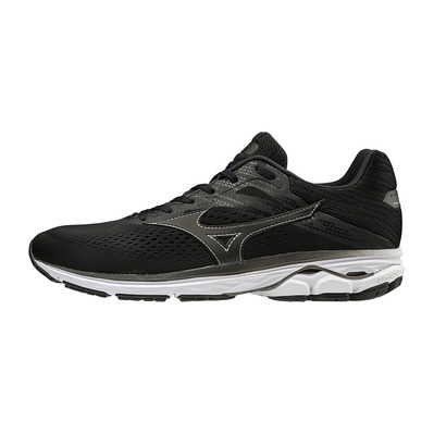 MIZUNO - WAVE RIDER 23 - Chaussures running Homme blk/blk/darkshadow
