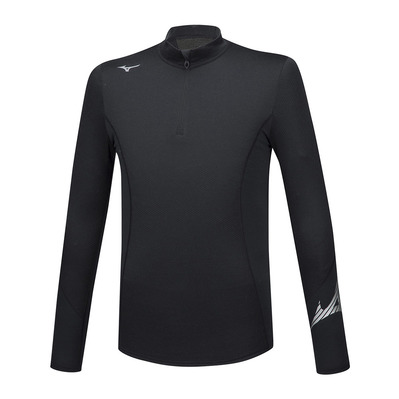 MIZUNO - VIRTUAL BODY G2 - Base Layer - Men's - black/black