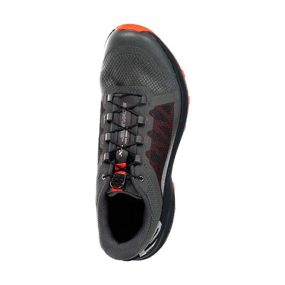 Salomon XA ELEVATE Chaussures de trail pour homme, noir