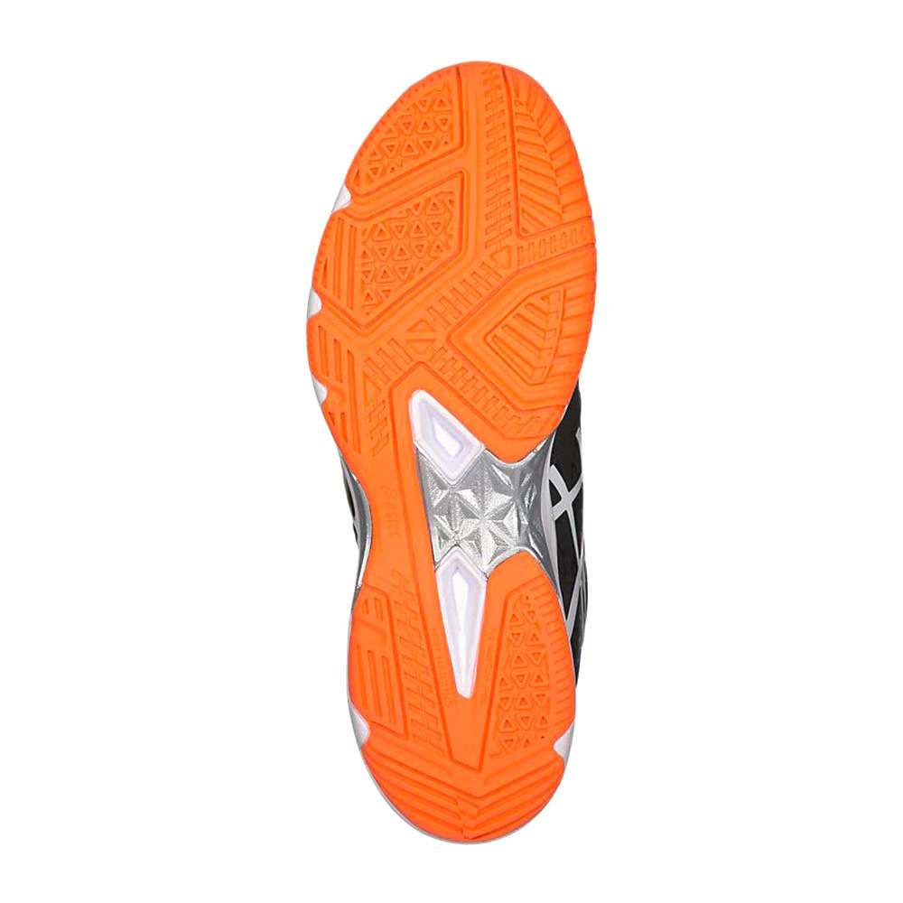 Denso Imperativo mucho  RUNNING & MULTISPORTS EQUIPMENT Asics GEL-DOMAIN 4 - Handball Shoes - Men's  - black/white - Private Sport Shop