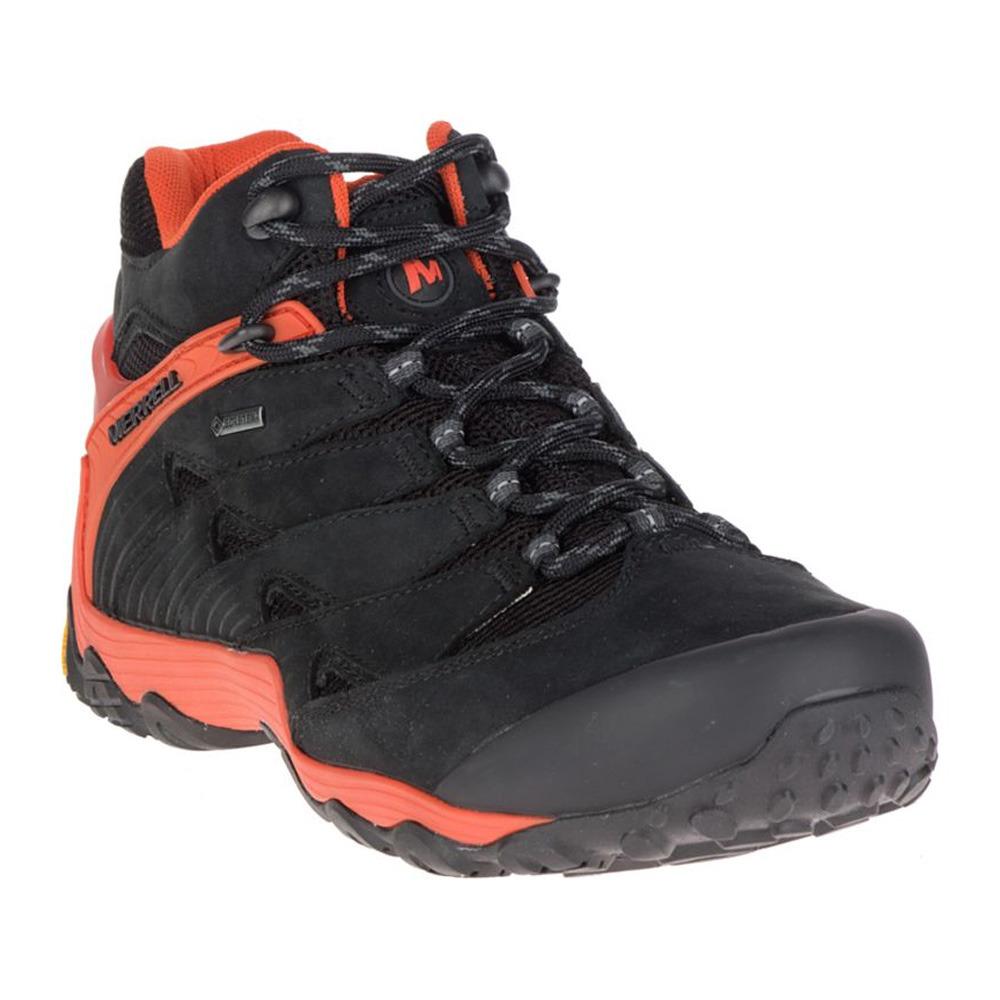 Cham 7 Mid GTX Granite Merrell : Chaussures randonnée homme