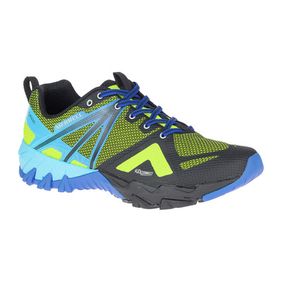 MERRELL - MQM FLEX GTX - Hiking Shoes - Men's - lime