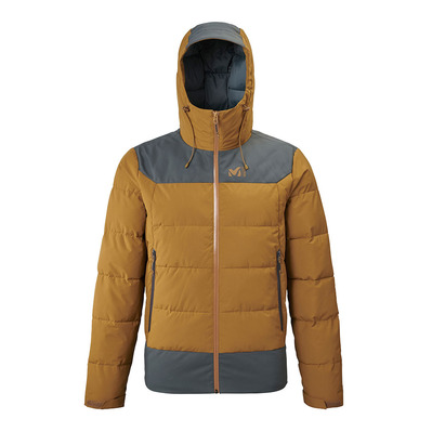 MILLET - OLMEDO - Down Jacket - Men's - hamilton/urban chic