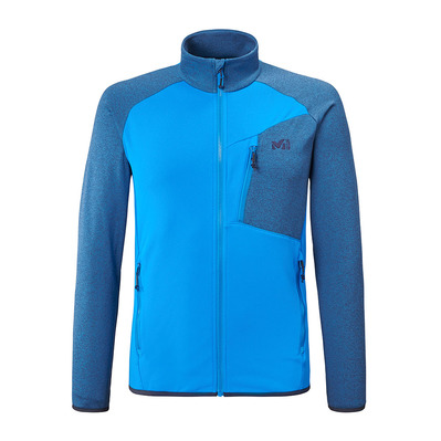 MILLET - SENECA TECNO - Fleece - Men's - h electric blue/electric