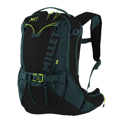 MILLET - STEEP 22L - Backpack - black/orion blue