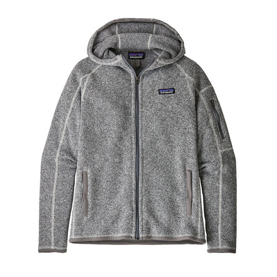PATAGONIA - BETTER SWEATER - Fleece - Women's - birch white