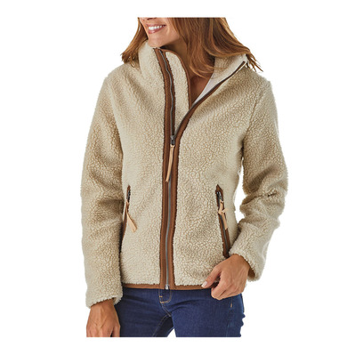 PATAGONIA - DIVIDED SKY - Chaqueta mujer natural/bearfoot tan