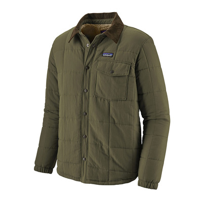 PATAGONIA - ISTHMUS QUILTED - Jacket - Men's - industrial green