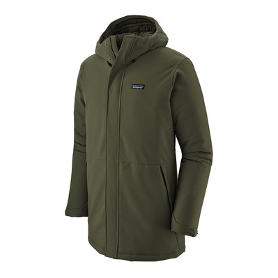 PATAGONIA - LONE MOUNTAIN - Parka Jacket - Men's - alder green