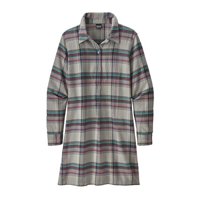 PATAGONIA - FJORD - Dress - Women's - cabin time/drifter grey