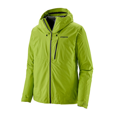 PATAGONIA - CALCITE - Chaqueta hombre peppergrass green