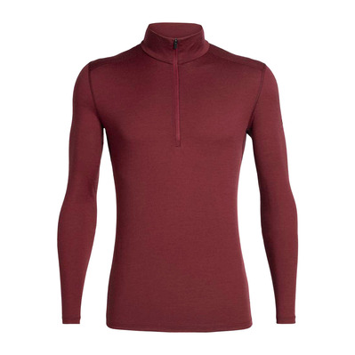 ICEBREAKER - 200 OASIS - Base Layer - Men's - cabernet