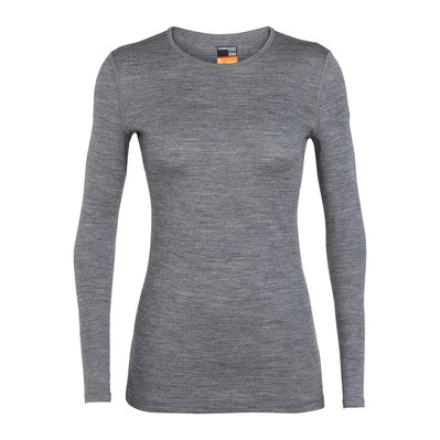 ICEBREAKER - 200 OASIS - Base Layer - Women's - gritstone hthr