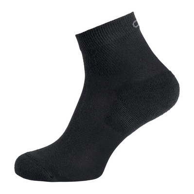 ODLO - Chaussettes Medium ACTIVE Lot de 2 Unisexe black