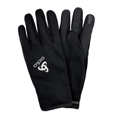 ODLO - CERAMIWARM GRIP - Gants black