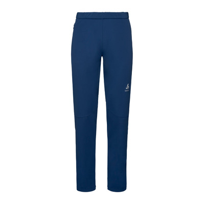 ODLO - ELEMENT WARM - Pantalon ski Homme estate blue