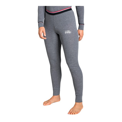 ODLO - ACTIVE WARM - Collant Femme grey melange