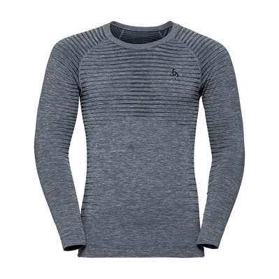 ODLO - T-shirt ML PERFORMANCE LIGHT Homme grey melange
