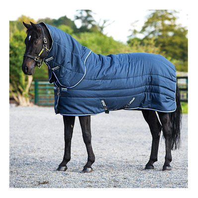HORSEWARE - AMIGO STABLE VL + - Coperta da box 450g navy/blue