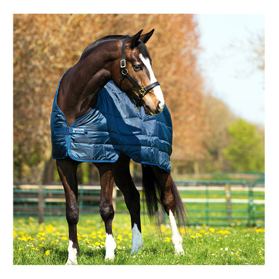 HORSEWARE - LINER - Sous-couverture 200g navy/navy