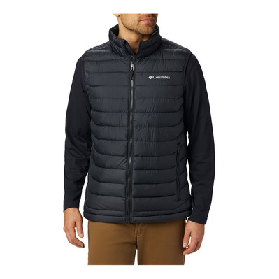 COLUMBIA - POWDER LITE - Doudoune Homme black