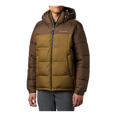 COLUMBIA - Pike Lake Hdd Jkt-Olive Brown, Ol Homme Olive Brown, Olive Green