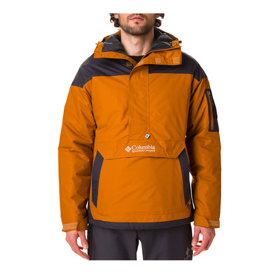 COLUMBIA - CHALLENGER - Jacke Männer burnished amber/shark