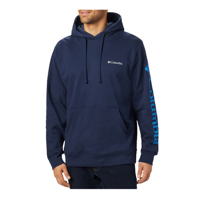 COLUMBIA - VIEWMONT II - Sweat Homme collegiate navy