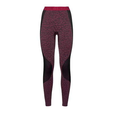 ODLO - BLACKCOMB - Collant Femme black/cerise