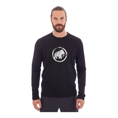 MAMMUT - LOGO - T-Shirt - Men's - black